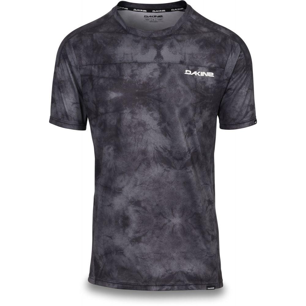ダカイン Dakine メンズ 自転車 トップス【Syncline S/S Bike Jersey】Black Haze