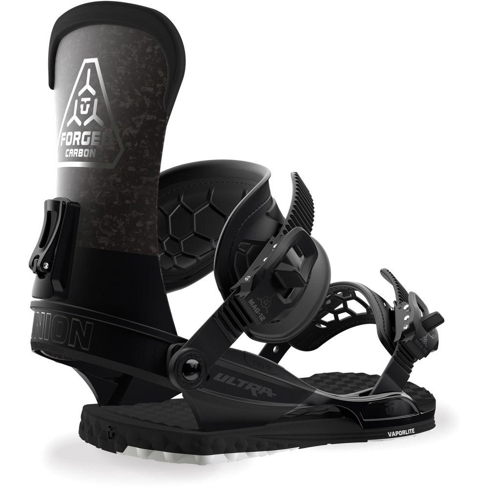 ユニオン Union メンズ スキー・スノーボード ビンディング【Ultra Snowboard Bindings】Black