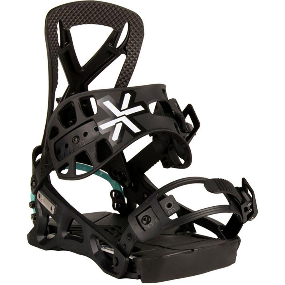 カラコラム Karakoram レディース スキー・スノーボード ビンディング【Prime Connect Splitboard Bindings】Black/Teal