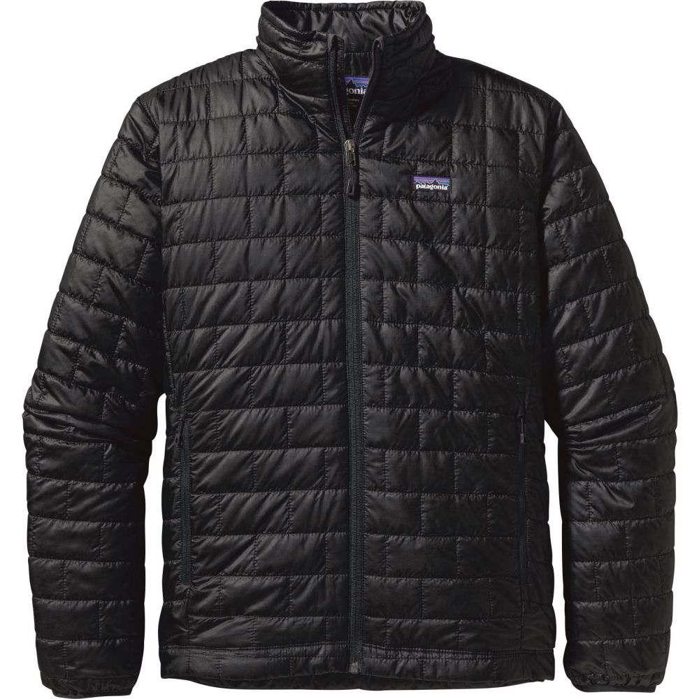 パタゴニア Patagonia メンズ アウター ダウン・中綿ジャケット【Nano Puff Jacket】Black