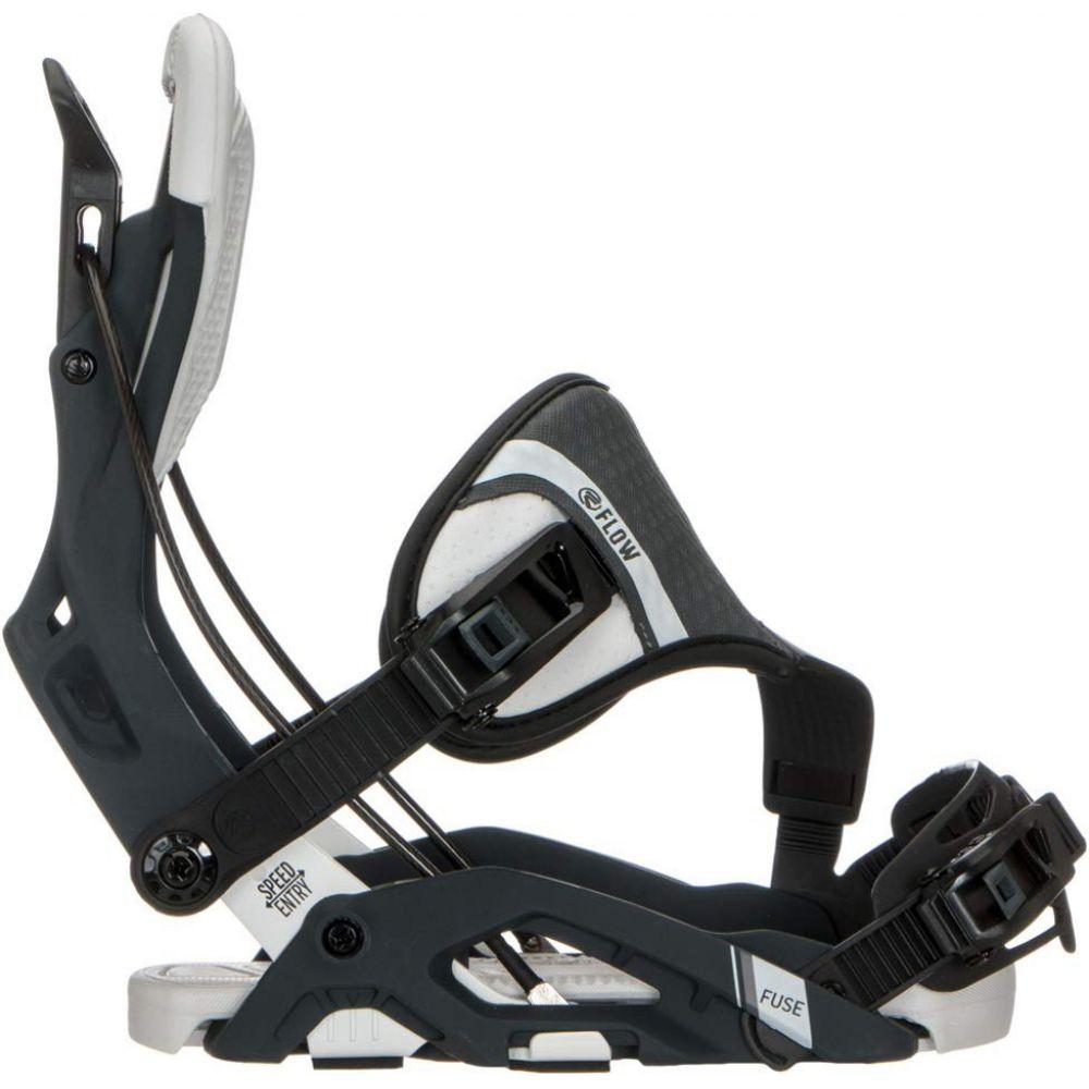 フロー Flow メンズ スキー・スノーボード ビンディング【Fuse Snowboard Bindings】Slate