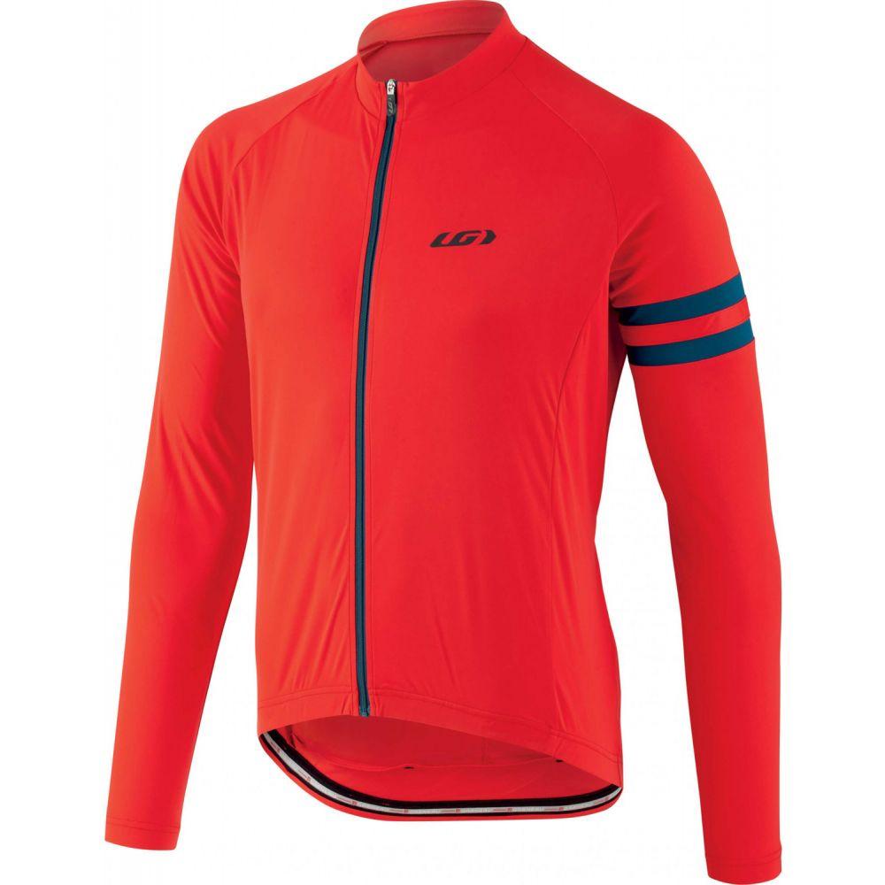 ルイガノ Louis Garneau メンズ 自転車 トップス【Evans Classic L/S Bike Jersey】Flame