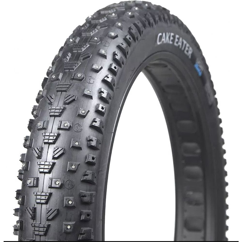 テレネ Terrene メンズ 自転車【Cake Eater 33 TPI Flat Alloy Stud Fat Bike Tire】