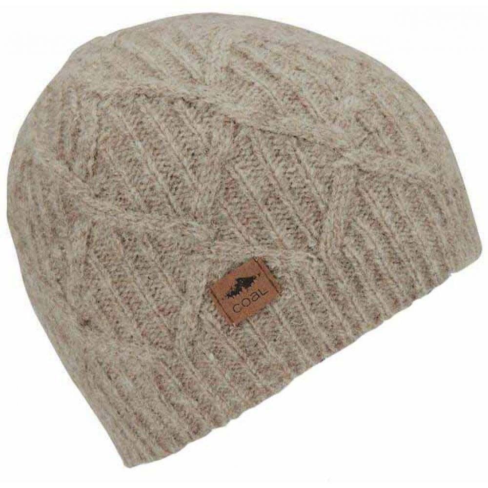 コール Coal メンズ 帽子 ニット【Yukon Beanie】Oatmeal