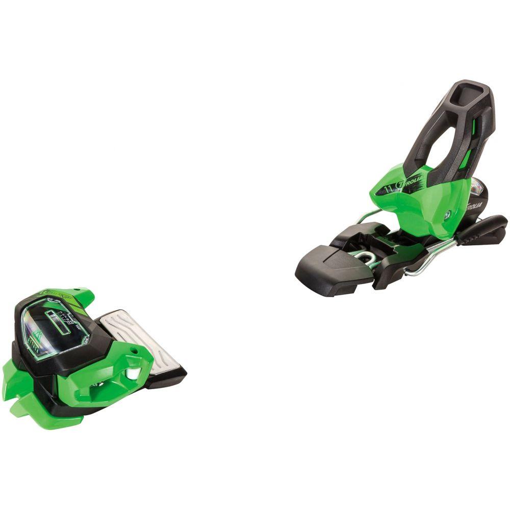 チロリア Tyrolia レディース スキー・スノーボード ビンディング【Attack2 11 GW Ski Bindings】Green