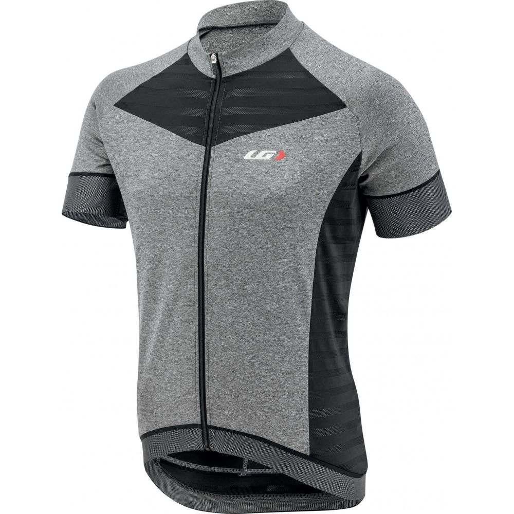 ルイガノ Louis Garneau メンズ 自転車 トップス【Icefit 2 Bike Jersey】Black/Grey