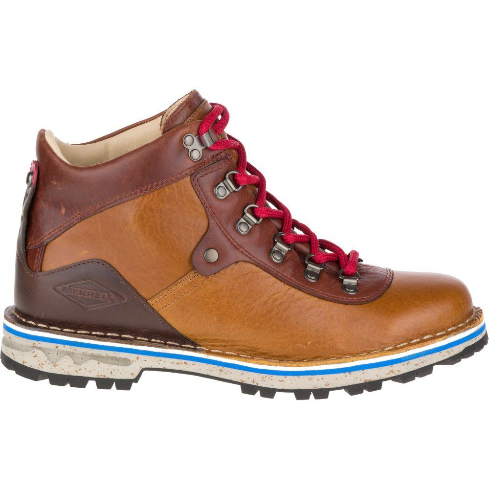 メレル Merrell レディース シューズ・靴 ブーツ【Sugarbush Waterproof Boots】Beeswax