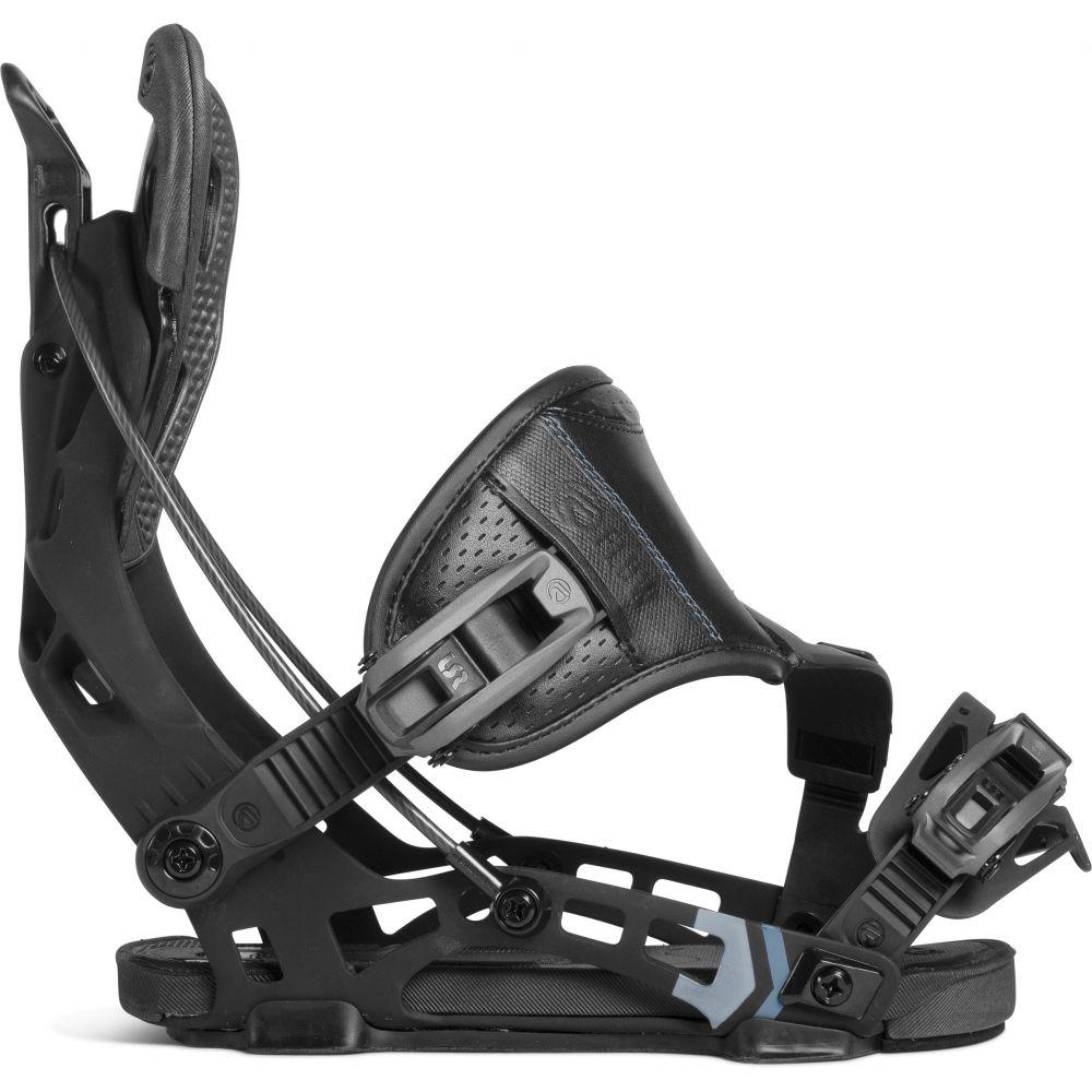 フロー Flow メンズ スキー・スノーボード ビンディング【NX2 Hybrid Snowboard Bindings】Black