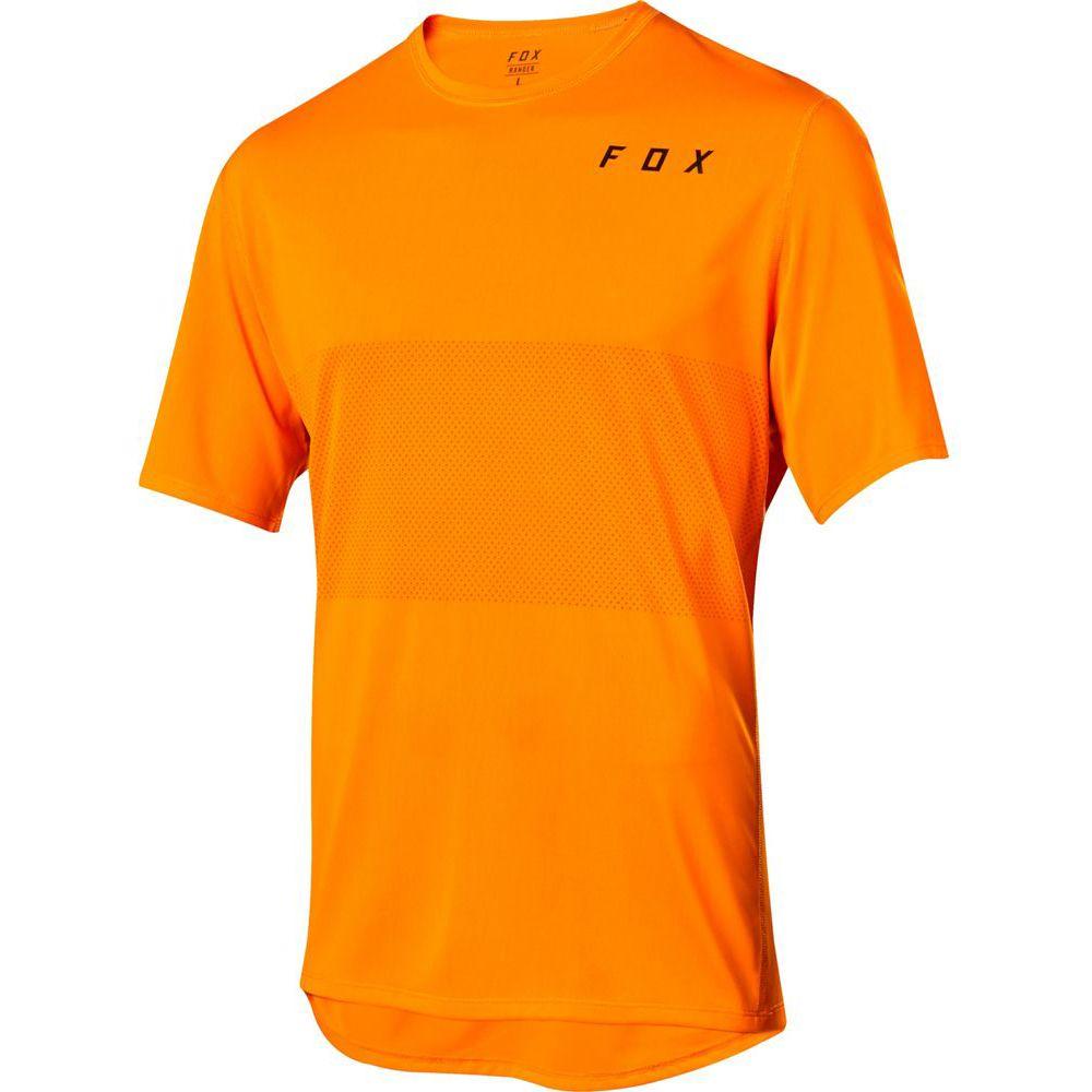 フォックス Fox メンズ 自転車 トップス【Ranger Bike Jersey】Atomic Orange