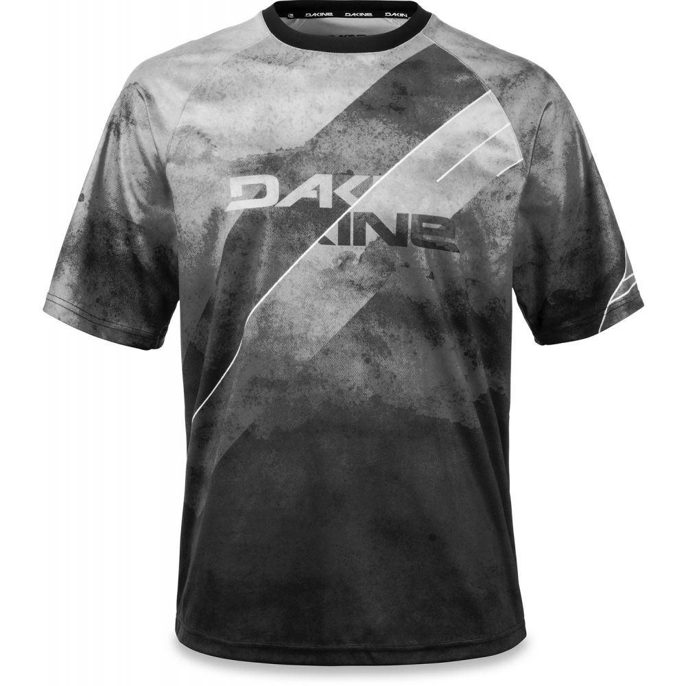ダカイン Dakine メンズ 自転車 トップス【Thrillium Bike Jersey】Black/White