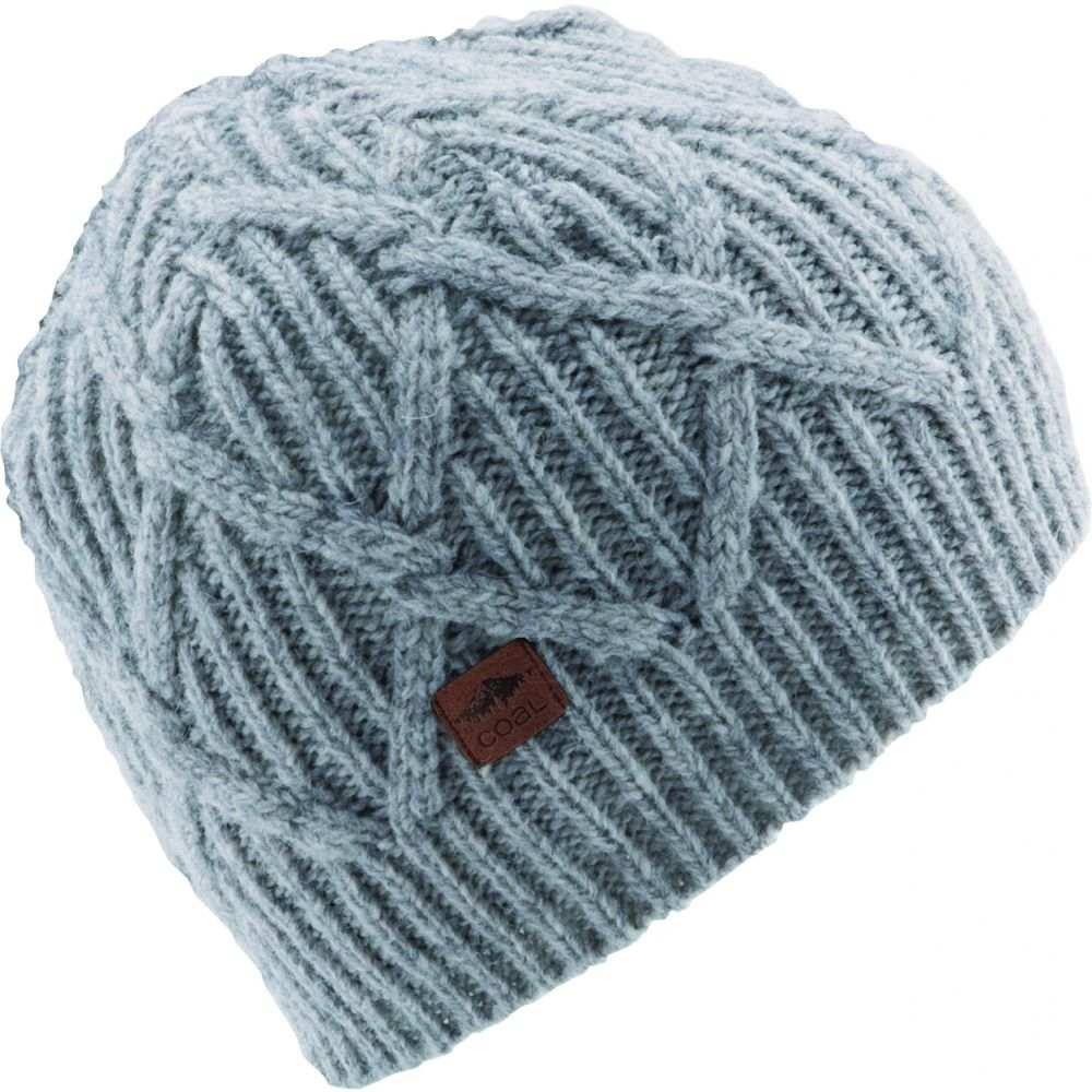 コール Coal メンズ 帽子 ニット【Yukon Beanie】Grey