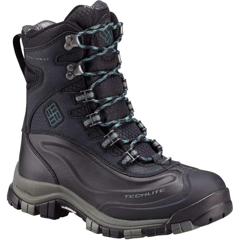 コロンビア Columbia レディース シューズ・靴 ブーツ【Bugaboot Plus Omni-Heat Michelin Boots】Black/Cloudburst