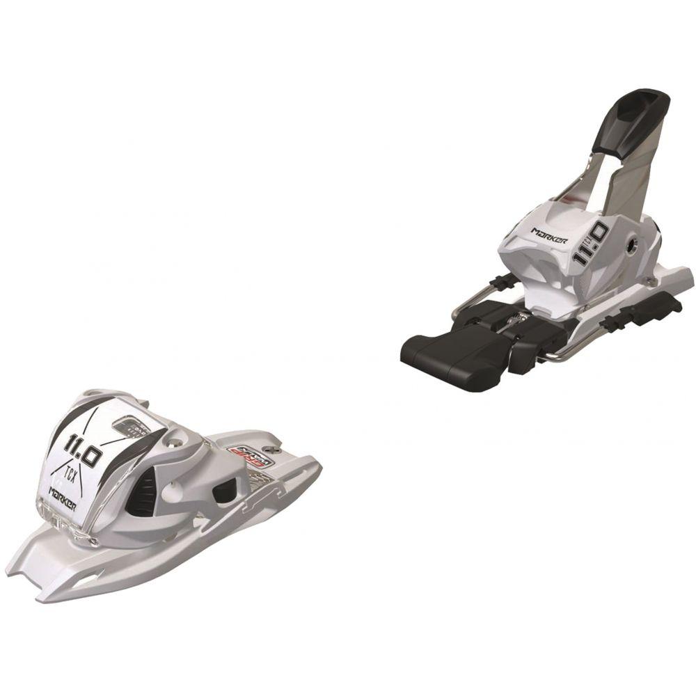 メーカー Marker レディース スキー・スノーボード ビンディング【11.0 TP Ski Bindings】White