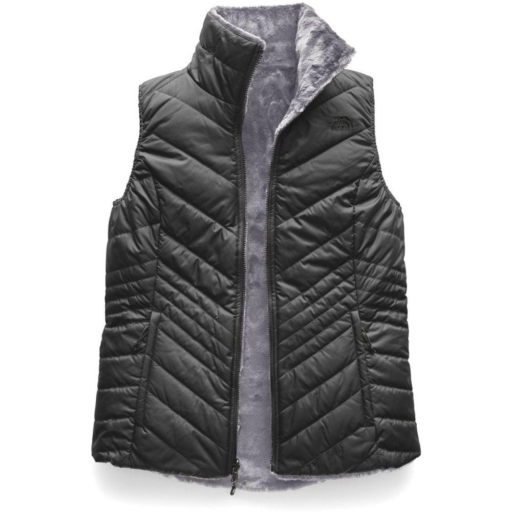 ザ ノースフェイス The North Face レディース トップス ベスト・ジレ【Mossbud Insulated Reversible Vest】Asphalt Grey/Mid Grey