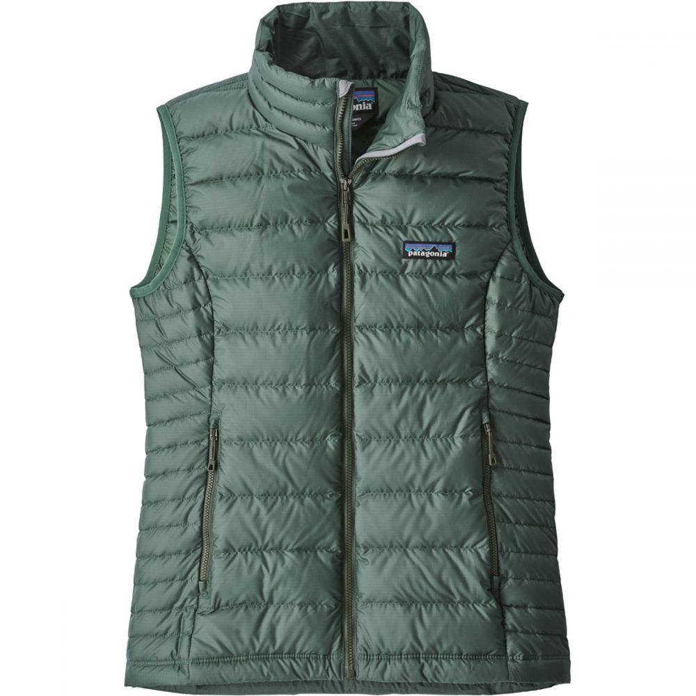 パタゴニア Patagonia レディース トップス ベスト・ジレ【Down Sweater Vest】Pesto