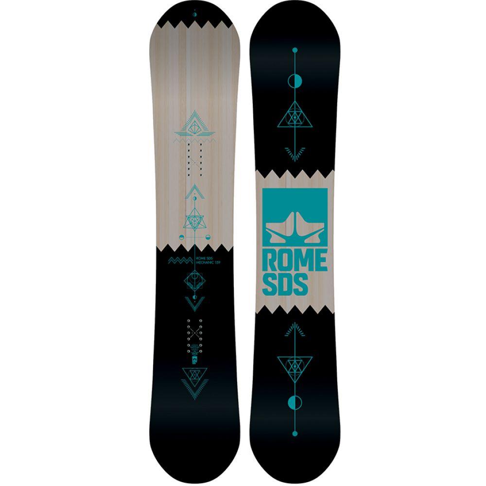 ローマー Rome メンズ スキー・スノーボード ボード・板【Mechanic Snowboard】