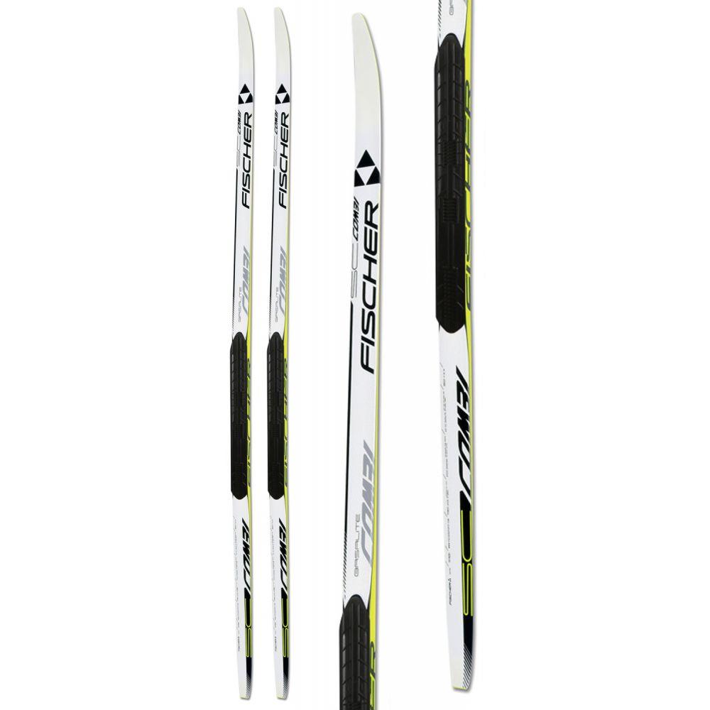 フィッシャー Fischer メンズ スキー・スノーボード ボード・板【SC Combi XC Skis】