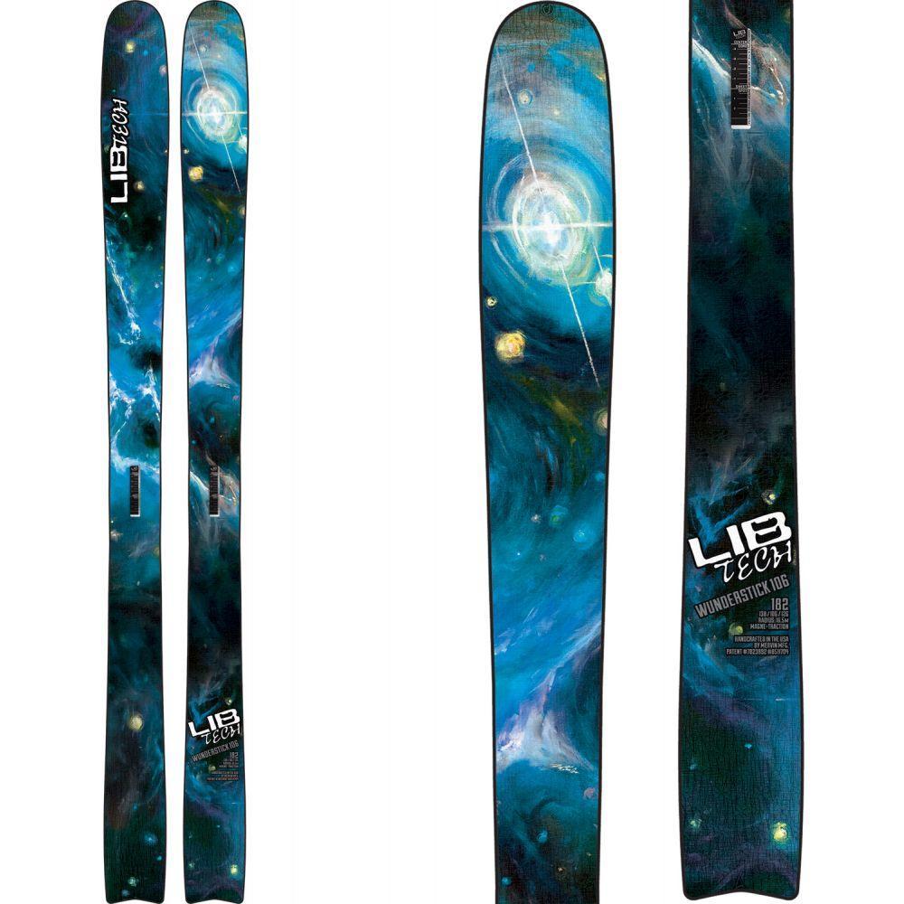 リブテック Lib Tech メンズ スキー・スノーボード ボード・板【Wunderstick 106 Skis】