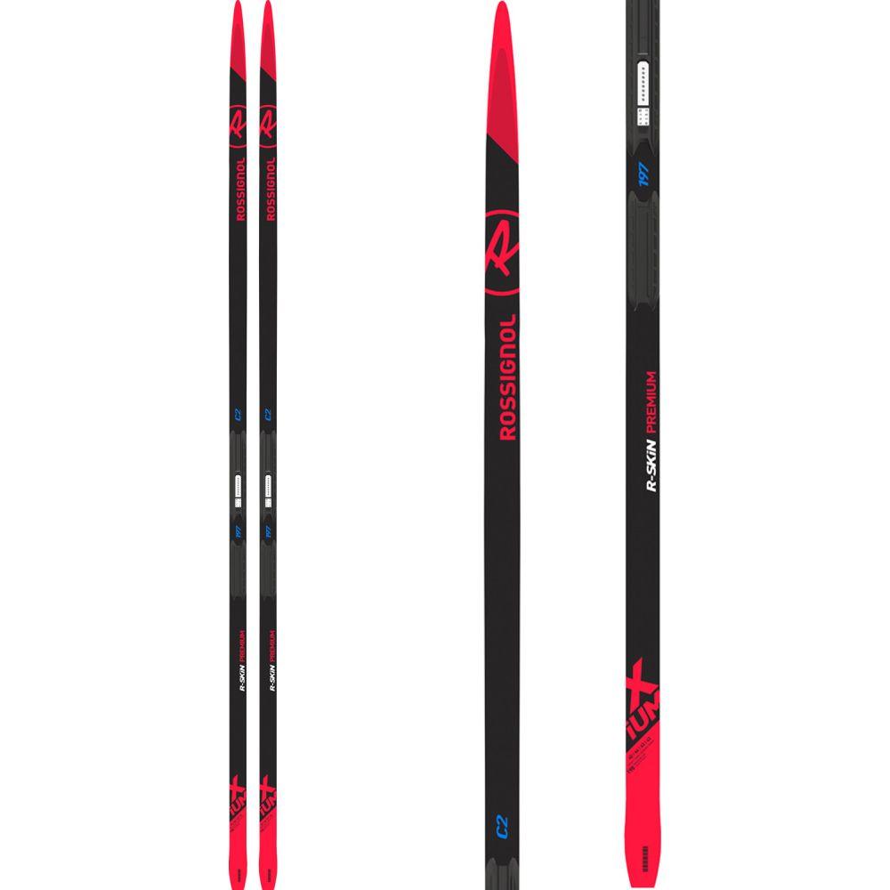 ロシニョール Rossignol メンズ スキー・スノーボード ボード・板【R-Skin Premium IFP XC Skis】