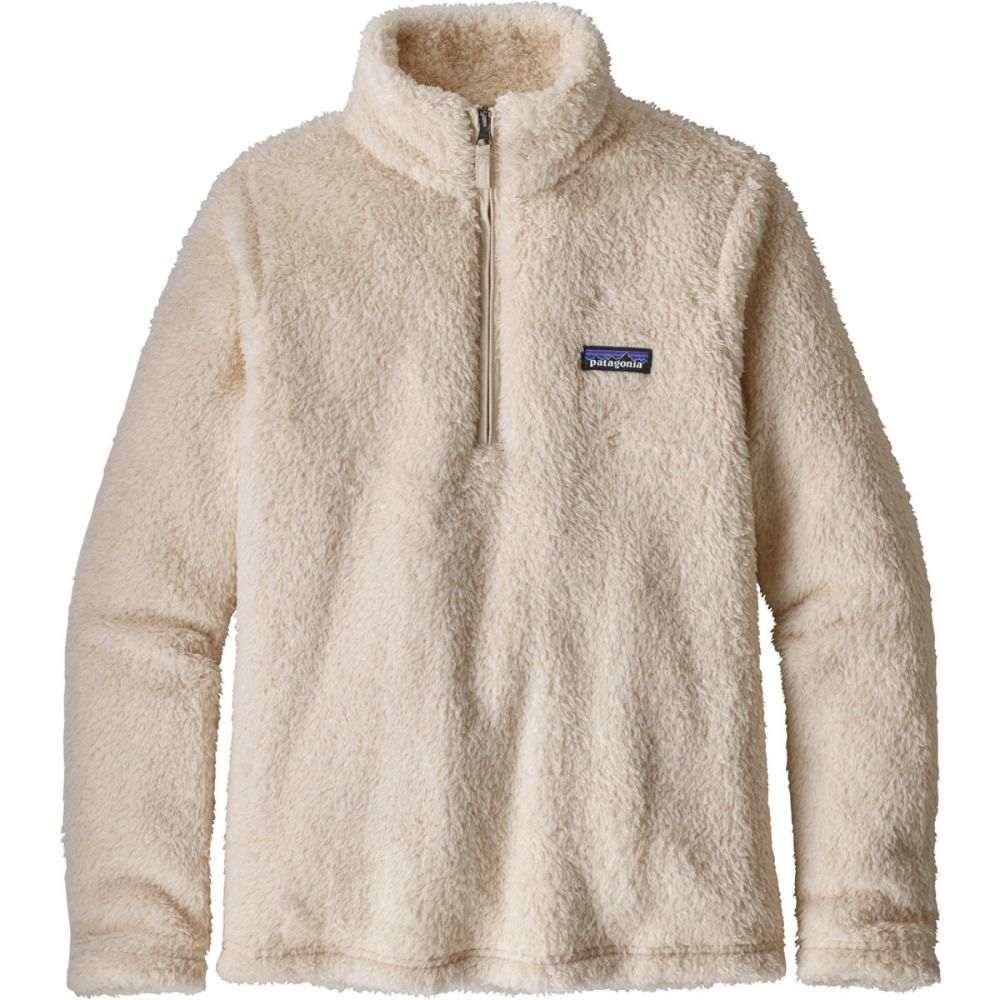 パタゴニア Patagonia レディース トップス フリース【Los Gatos 1/4 Zip Fleece】Calcium