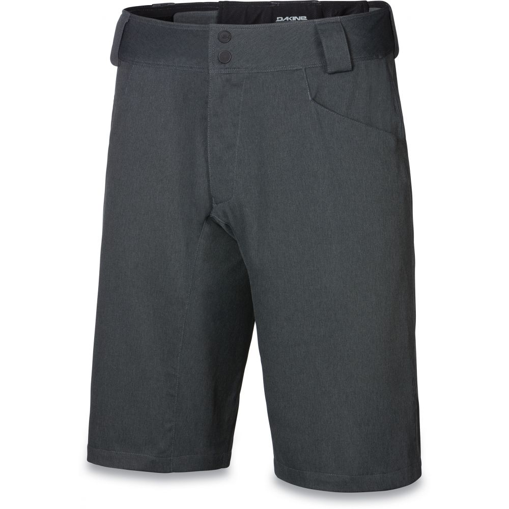 ダカイン Dakine メンズ 自転車 ボトムス・パンツ【Ridge w/ Liner Bike Shorts】Black