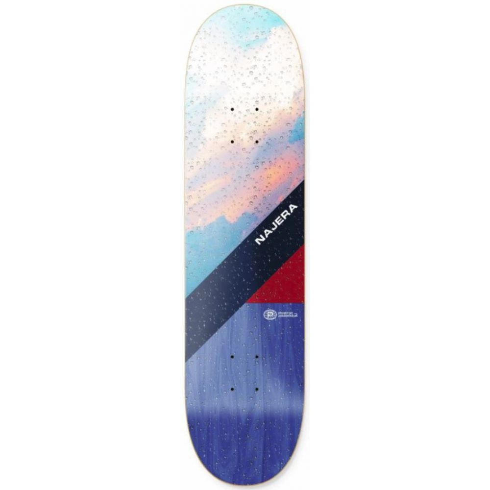 プリミティブ Primitive メンズ スケートボード ボード・板【Najera Voyager Skateboard Deck】Multi