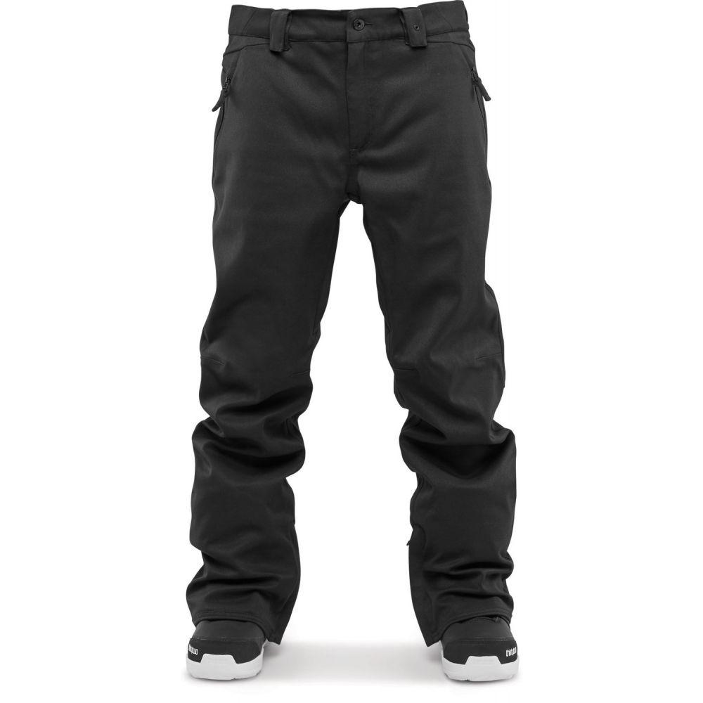 サーティーツー Thirty Two メンズ スキー・スノーボード ボトムス・パンツ【32 - Wooderson Snowboard Pants】Black