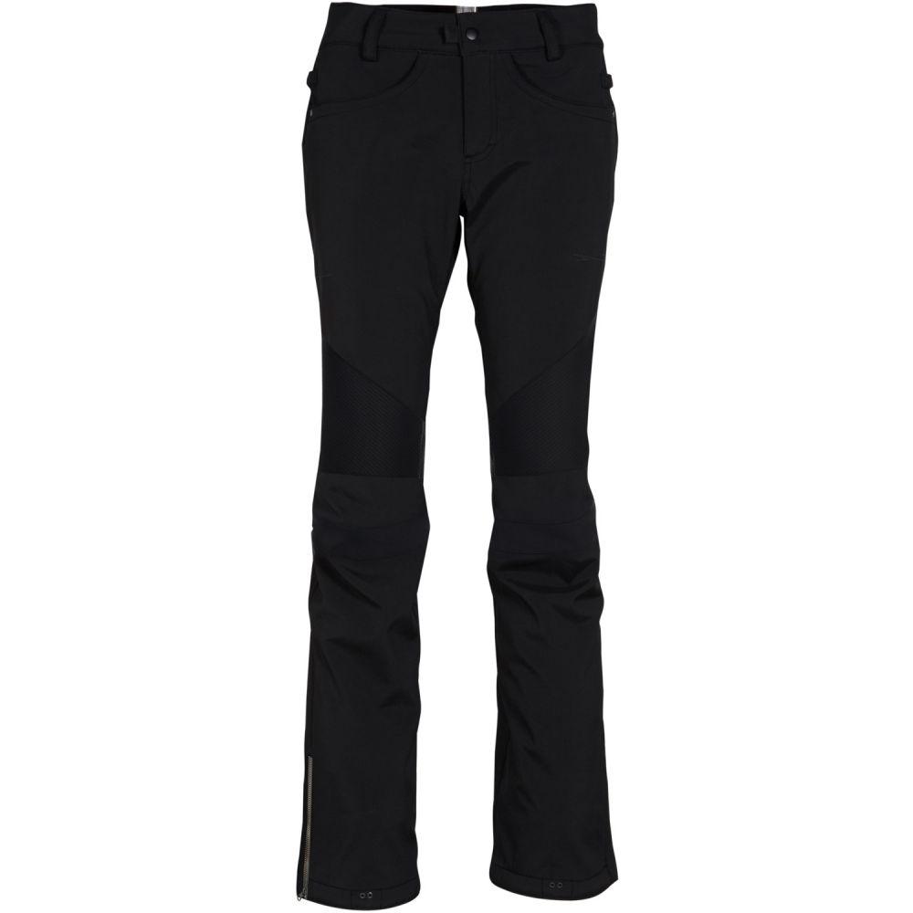 シックス エイト シックス 686 レディース スキー・スノーボード ボトムス・パンツ【Moto Softshell Snowboard Pants】Black