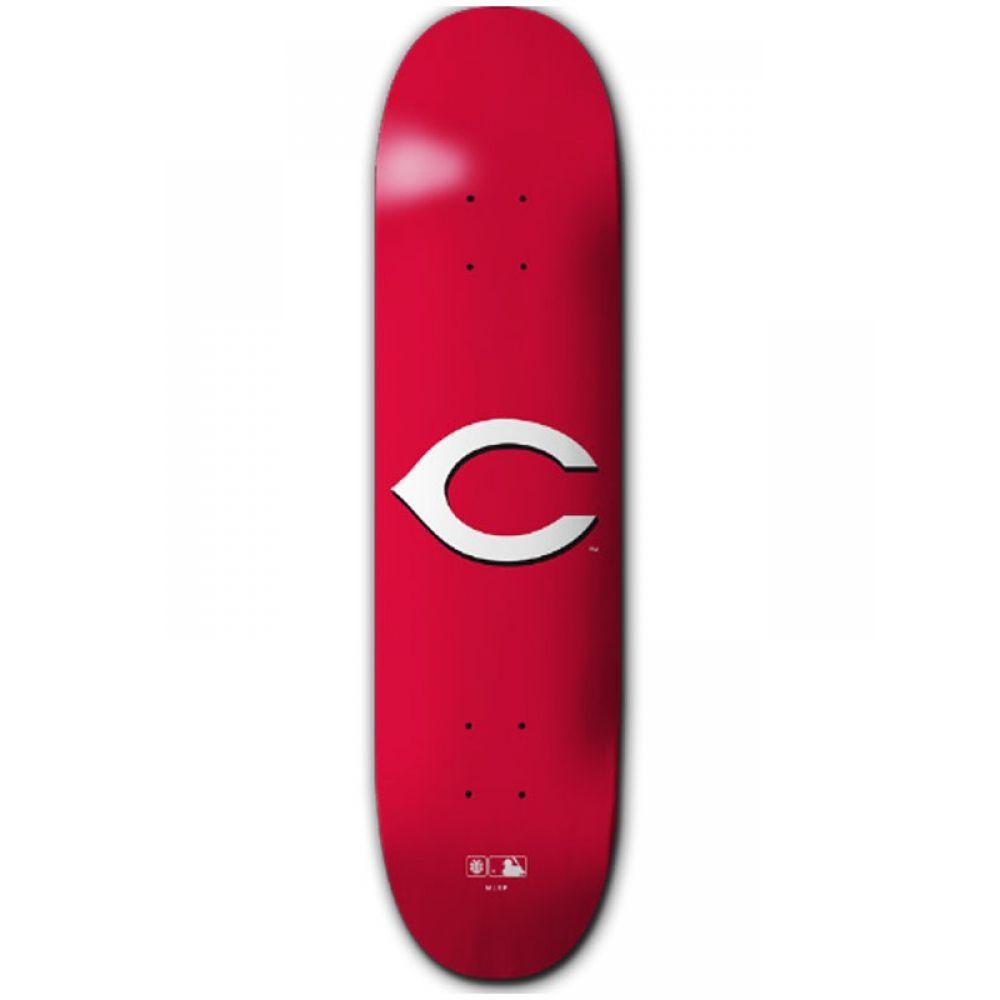 エレメント Element メンズ スケートボード ボード・板【MLB Cincy City Skateboard Deck】