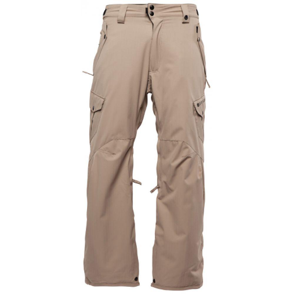 シックス エイト シックス 686 メンズ スキー・スノーボード ボトムス・パンツ【Defender Cargo Snowboard Pants】Khaki