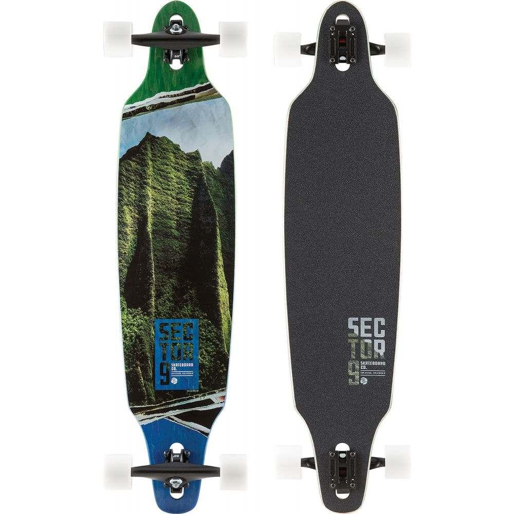 セクターナイン Sector 9 メンズ スケートボード ボード・板【Vista Maple Lookout Longboard Complete】