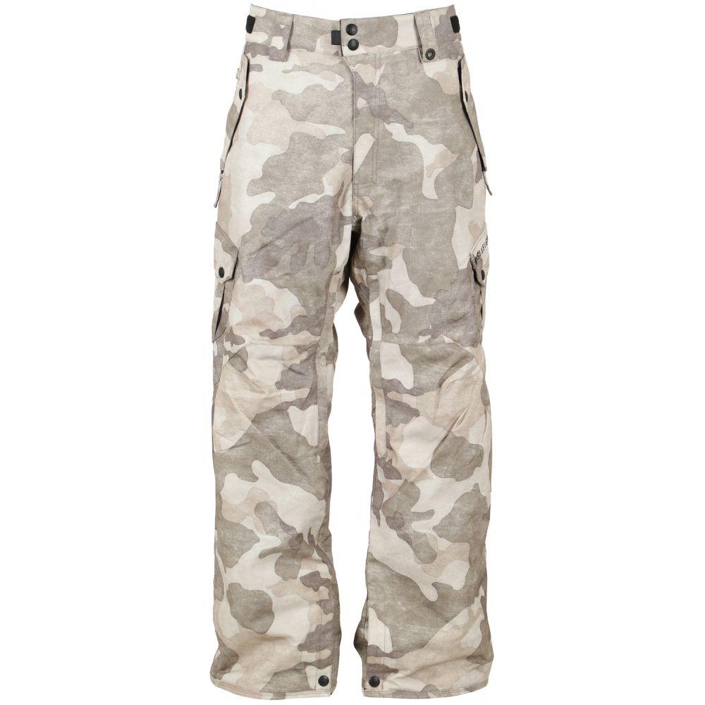 シックス エイト シックス 686 メンズ スキー・スノーボード ボトムス・パンツ【Defender Cargo Snowboard Pants】Khaki Camo