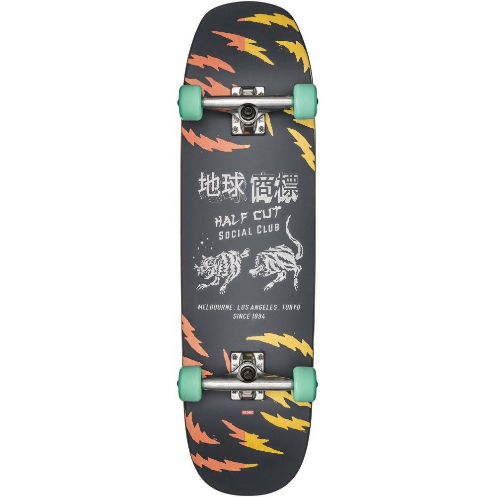 グローブ Globe メンズ スケートボード ボード・板【Cut Club Skateboard Complete】Yellow/Black