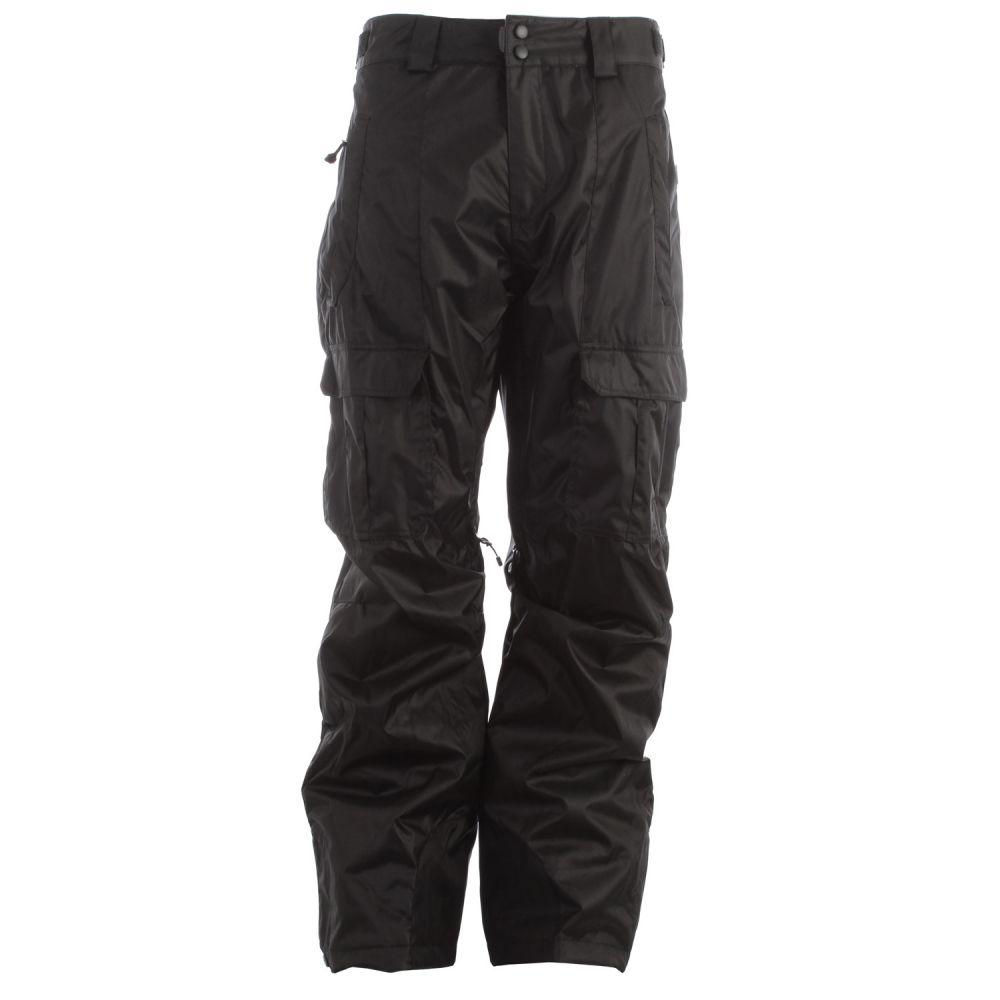 グラビティ Gravity Snow メンズ グラビティ スキー・スノーボード ボトムス・パンツ【Bennie Insulated Gravity Snow Pants】Black, サイクルスポットMarket:a831799b --- sunward.msk.ru