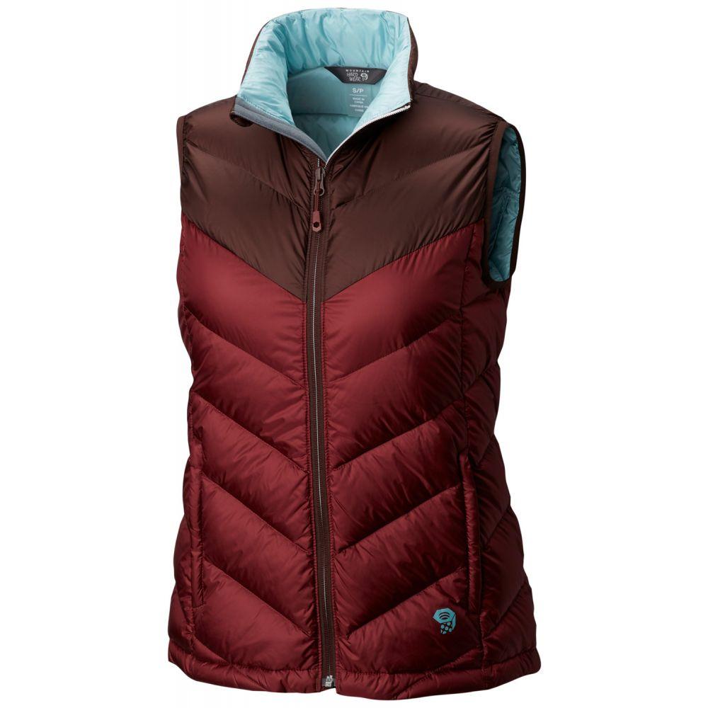 マウンテンハードウェア Mountain Hardwear レディース トップス ベスト・ジレ【Ratio Down Vest】Smith Rock