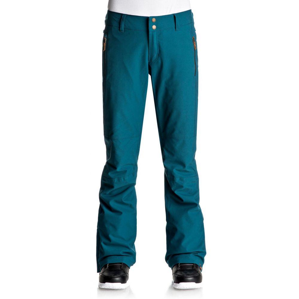 ロキシー Roxy レディース スキー・スノーボード ボトムス・パンツ【Cabin Snowboard Pants】Ink Blue