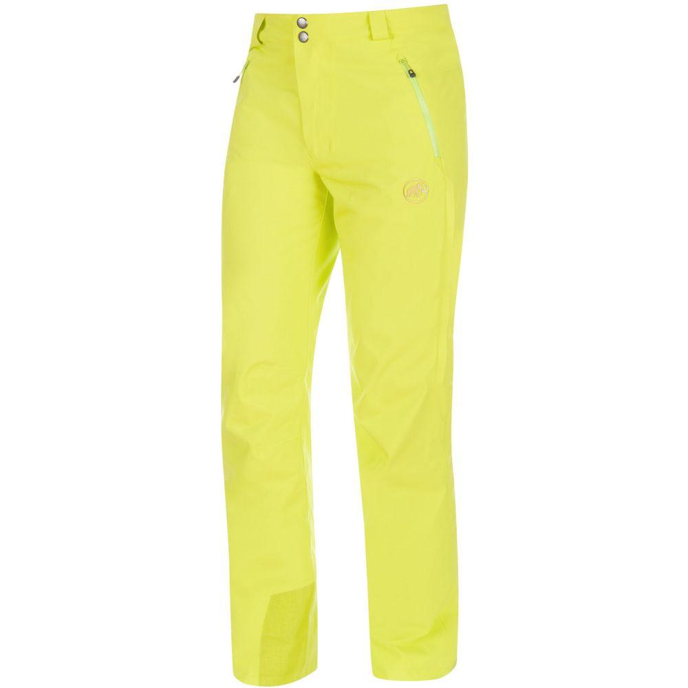 マムート Mammut メンズ スキー・スノーボード ボトムス・パンツ【Andalo Ski Pants】Canary