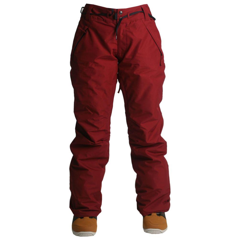 ライド Ride レディース スキー・スノーボード ボトムス・パンツ【Discovery Snowboard Pants】Pomegranate