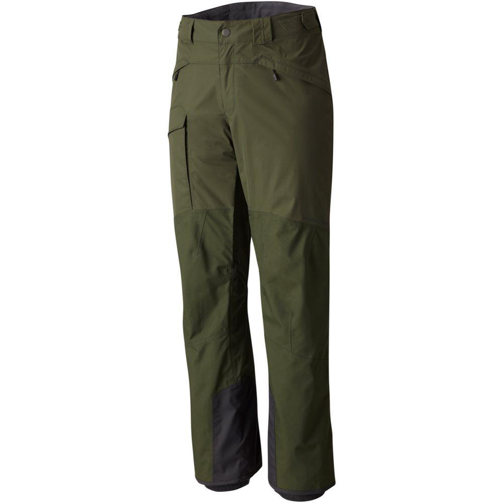マウンテンハードウェア Mountain Hardwear メンズ スキー・スノーボード ボトムス・パンツ【Highball Ski Pants】Surplus Green