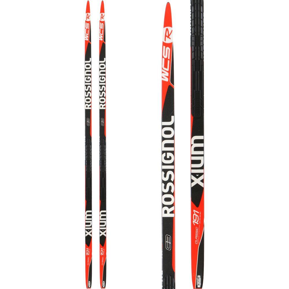 ロシニョール Rossignol メンズ スキー・スノーボード ボード・板【X-Ium Classic WCS-C3 XC Skis】