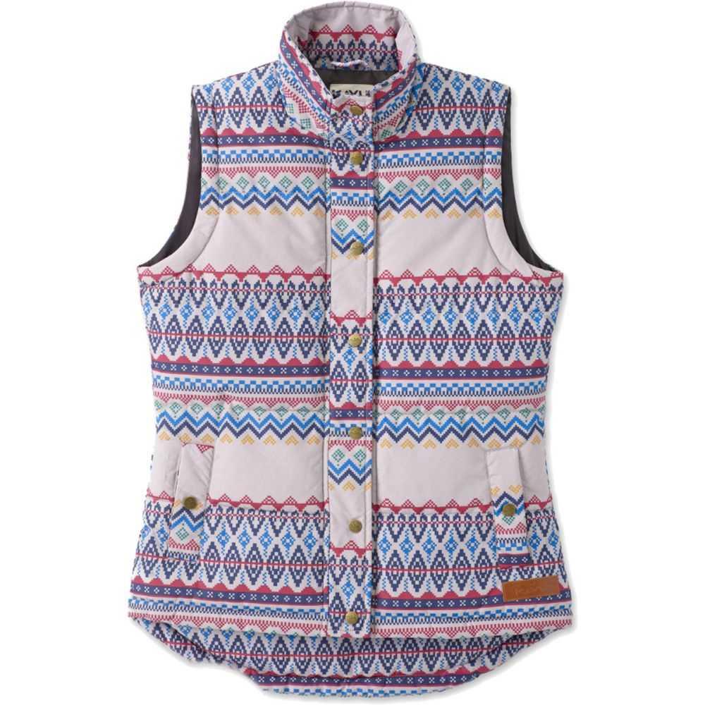 カブー Kavu レディース トップス ベスト・ジレ【Briar Vest】Old School