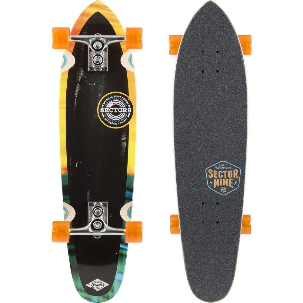 セクターナイン Sector 9 メンズ スケートボード ボード・板【Getaway Cruiser Complete】
