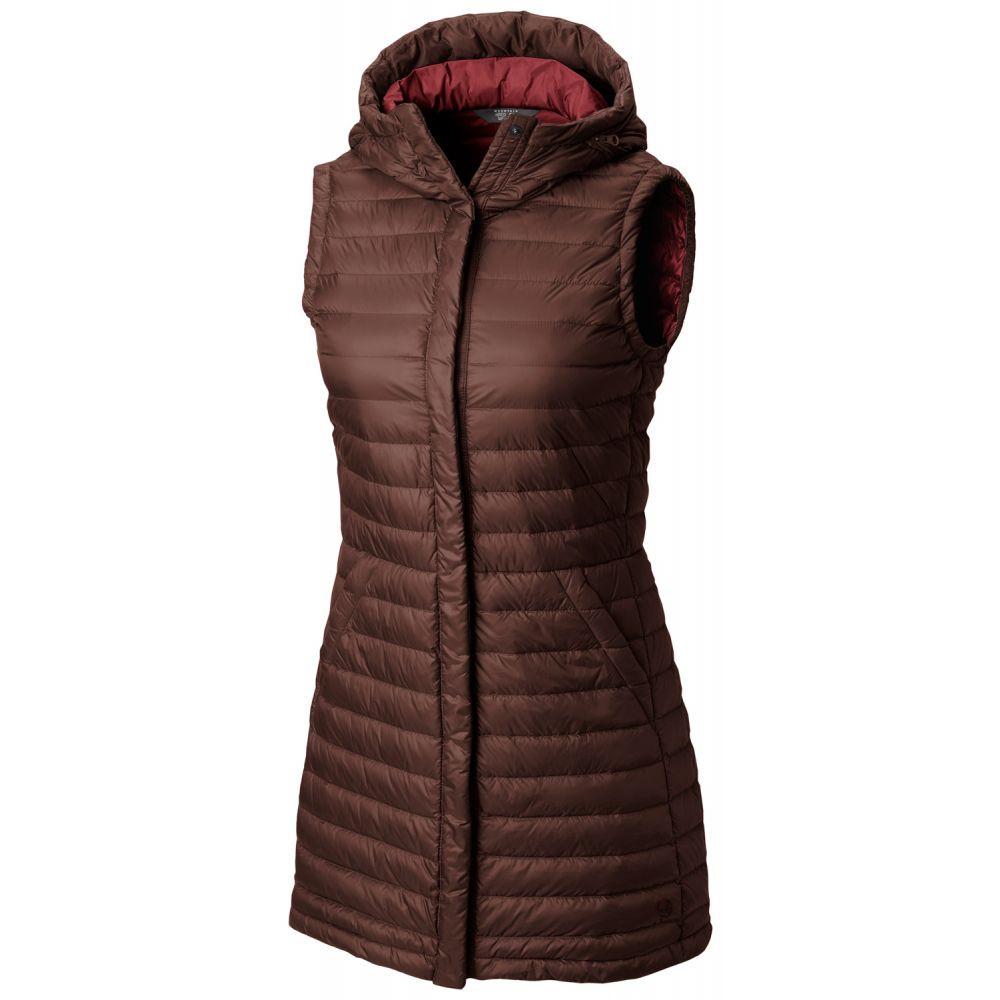 マウンテンハードウェア Mountain Hardwear レディース トップス ベスト・ジレ【Packdown Vest】Woodsmoke