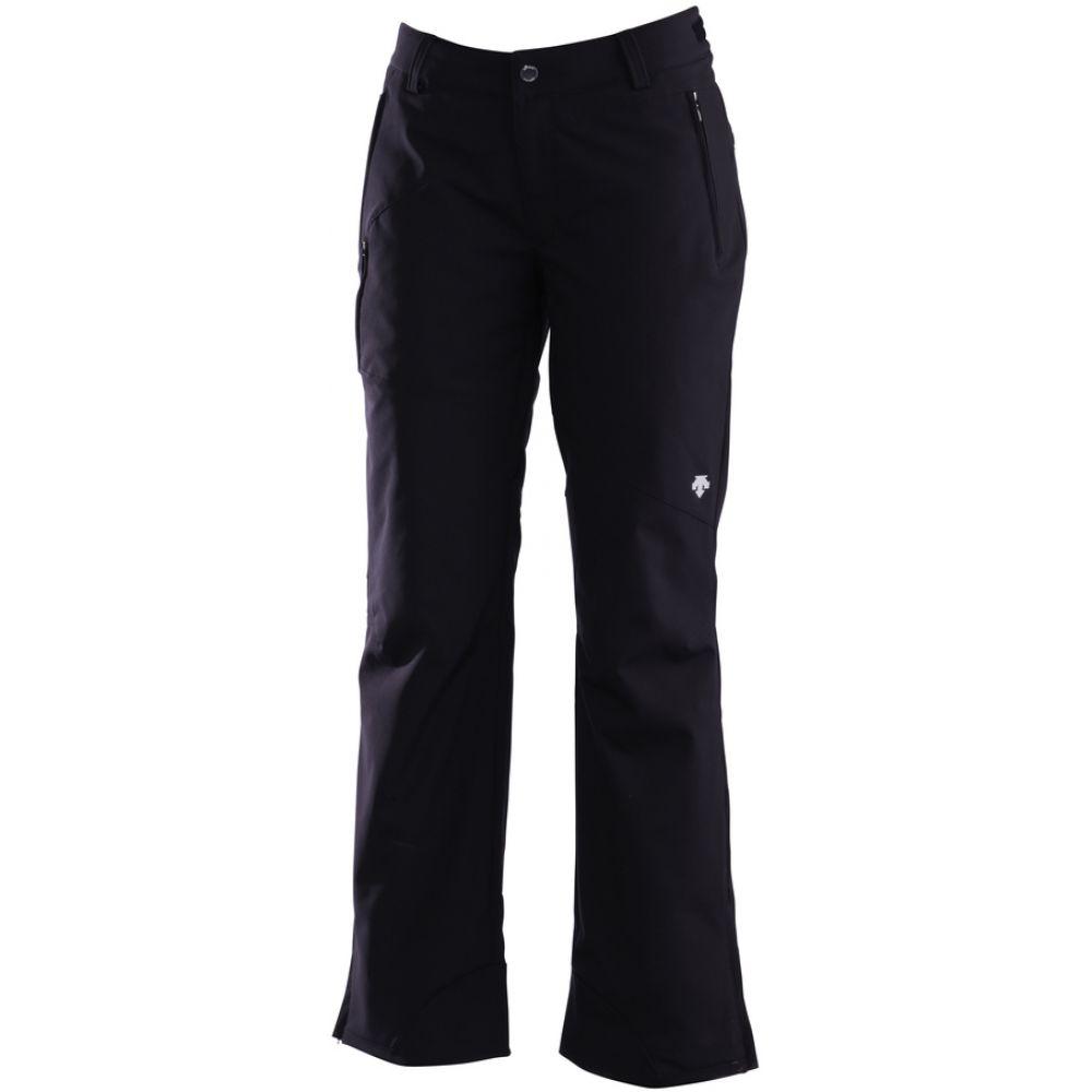 デサント Descente レディース スキー・スノーボード ボトムス・パンツ【Norah Ski Pants】Black