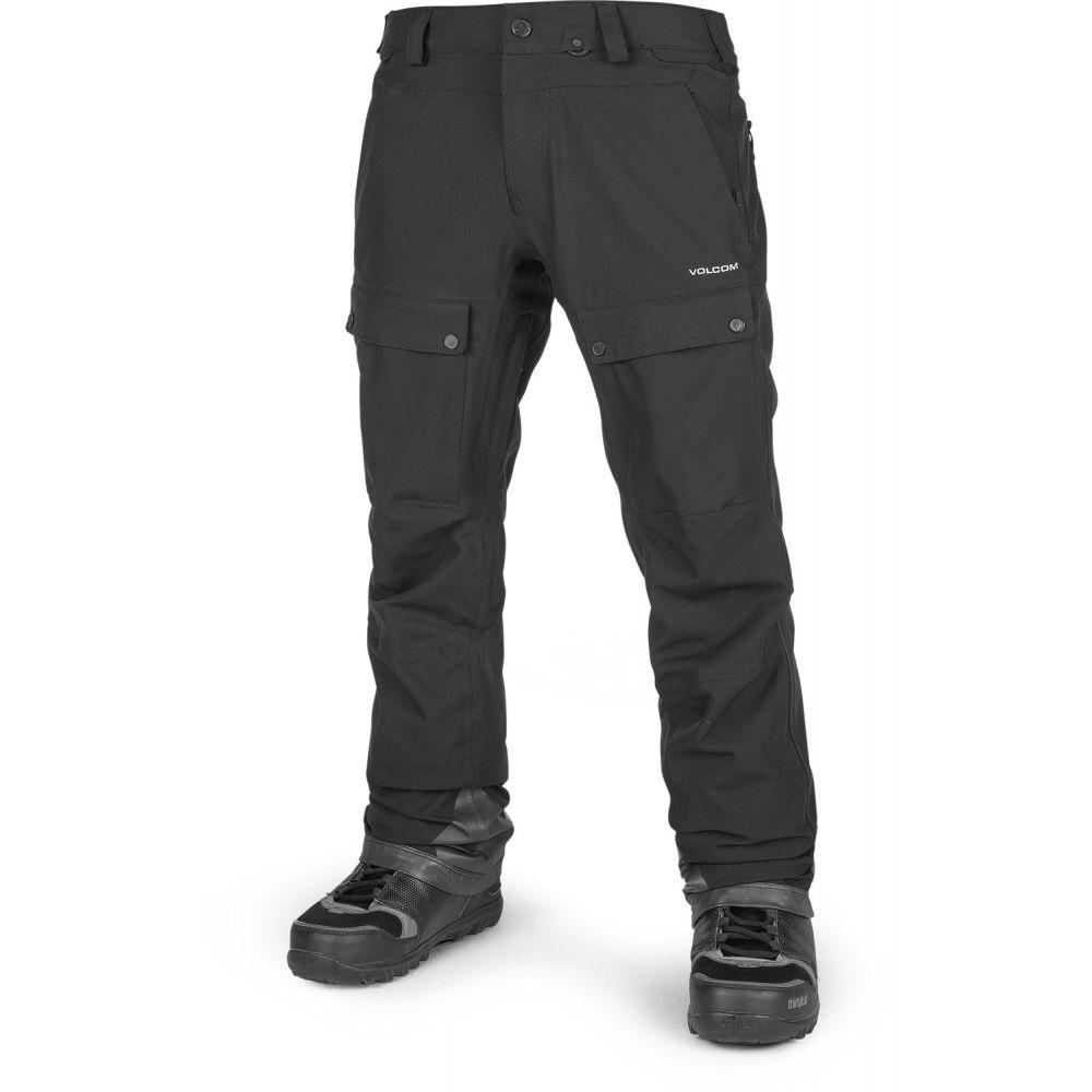 ボルコム Volcom メンズ スキー・スノーボード ボトムス・パンツ【Pat Moore Snowboard Pants】Black