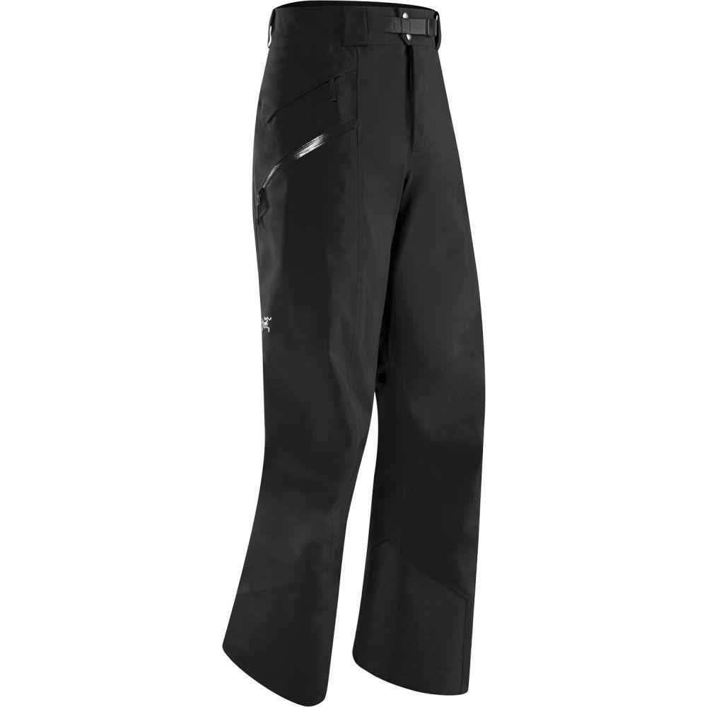 アークテリクス Arc 'teryx メンズ スキー・スノーボード ボトムス・パンツ【Arc'teryx Sabre Gore-Tex Ski Pants】Black