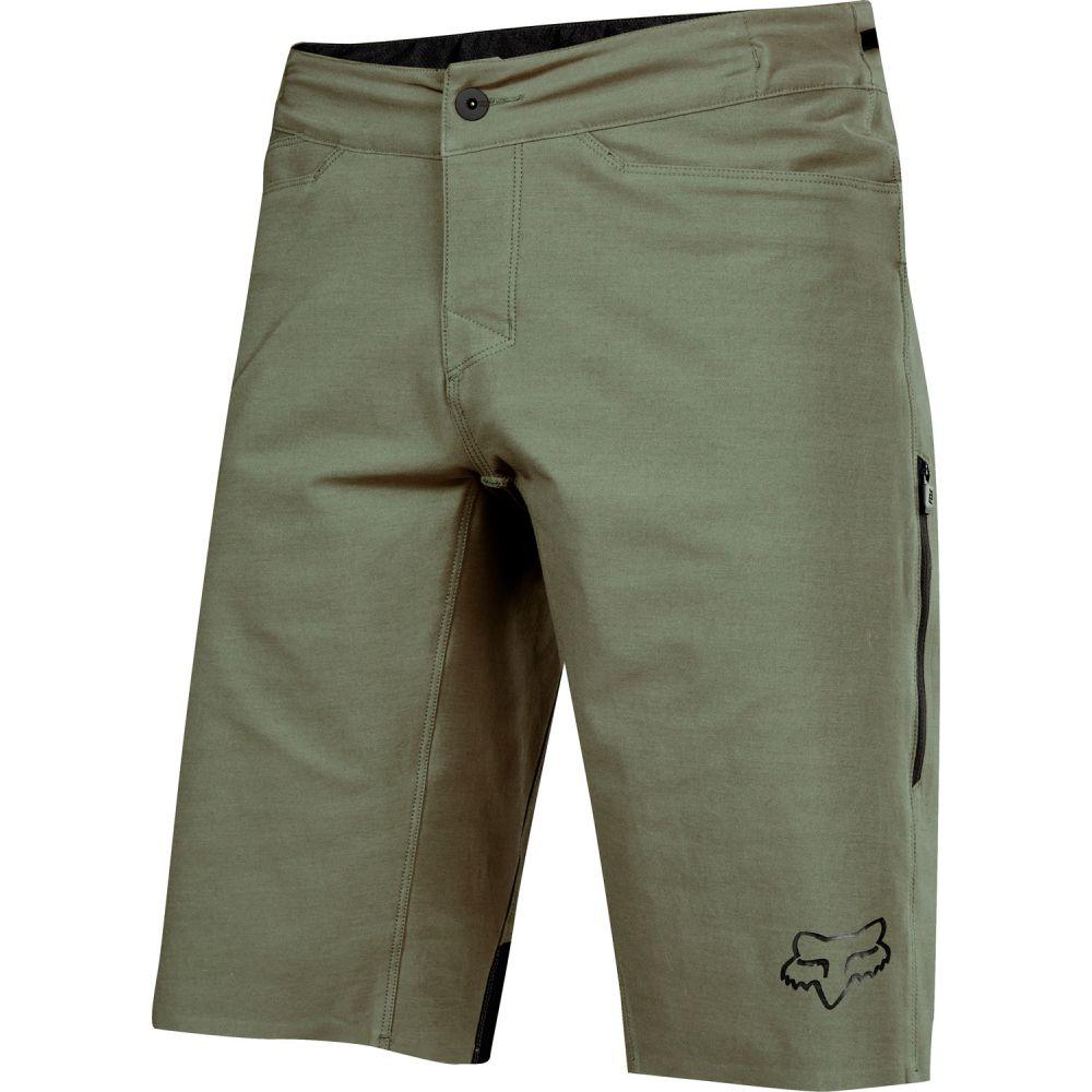 フォックス Fox メンズ 自転車 ボトムス・パンツ【Indicator Bike Shorts】Dark Fatigue