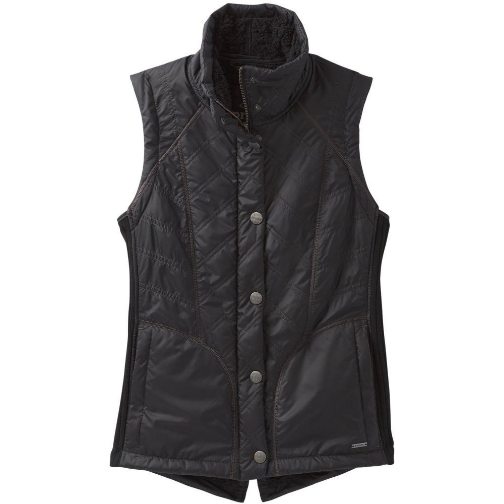 プラーナ Prana レディース トップス ベスト・ジレ【Diva Vest】Black