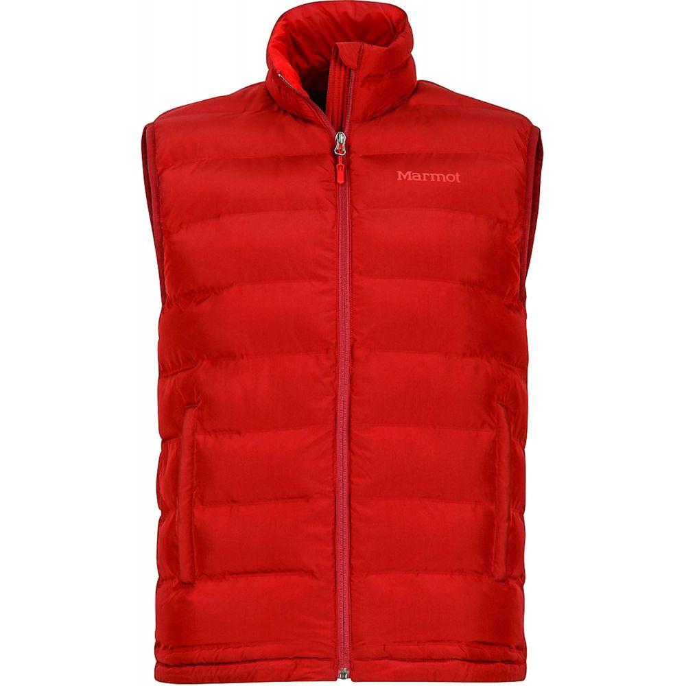 マーモット Marmot メンズ トップス ベスト・ジレ【Alassian Featherless Vest】Brick