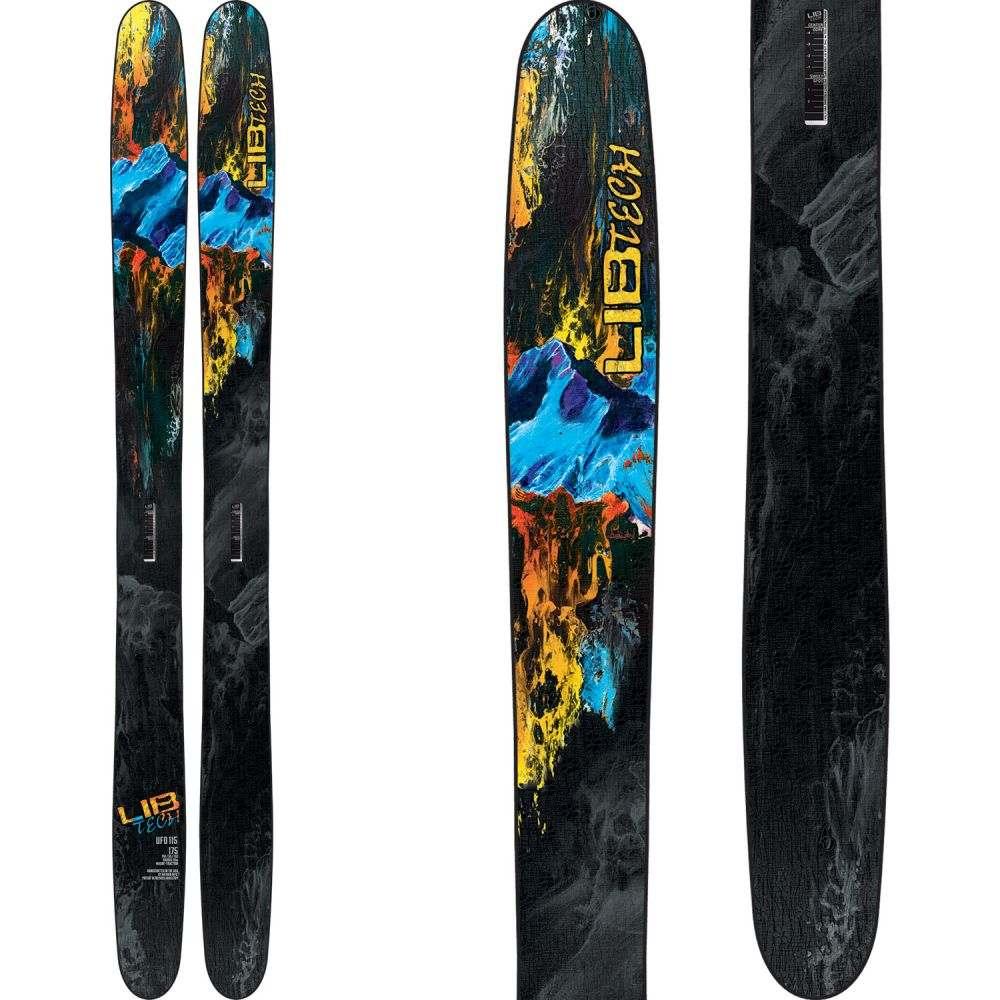 リブテック Lib Tech メンズ スキー・スノーボード ボード・板【Ufo 115 Skis】